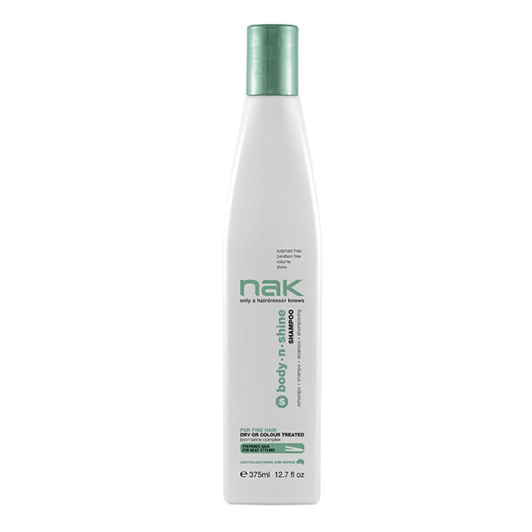 Nak Body Shine Shampoo